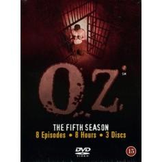 OZ - Säsong 5 (3-disc)