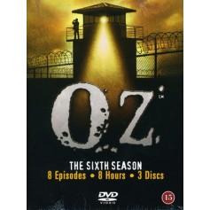OZ - Säsong 6 (3-disc)
