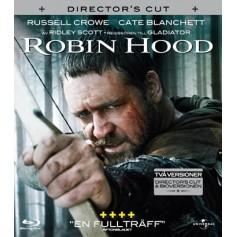 Robin Hood - Director's + Theatrical Cut (2010) (Blu-ray)