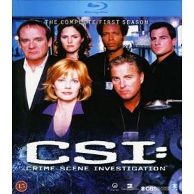 CSI: Las Vegas - Säsong 1 (Blu-ray)