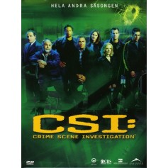 CSI: Las Vegas - Säsong 2 (6-disc)