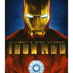 Iron Man (2-disc) (Blu-ray)