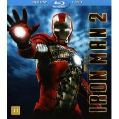 Iron Man 2 (3-disc) (Blu-ray + DVD)
