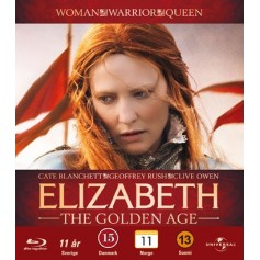 Elizabeth - The Golden Age (Blu-ray)
