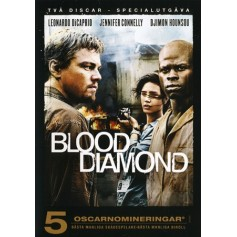 Blood diamond (2-disc)