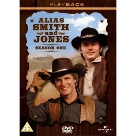 Alias Smith and Jones - Season 1 (4-disc) (Import)