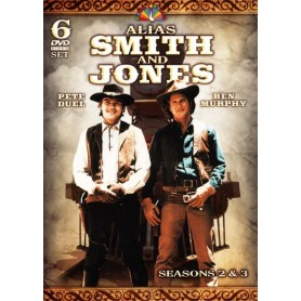Alias Smith and Jones - Season 2 & 3 (6-disc) (Import)