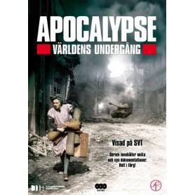 Apocalypse - Världens Undergång (3-disc)