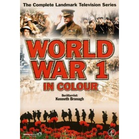 World War One In Colour (3-disc)