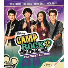 Camp Rock 2: The Final Jam - Extended Edition (Blu-ray)