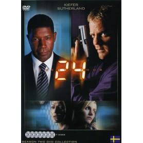 24 - Säsong 2 (7-Disc)