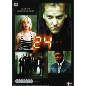 24 - Säsong 3 (7-disc)