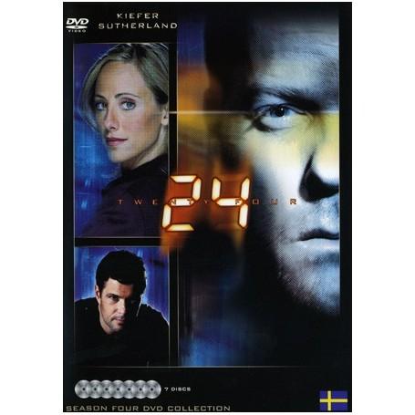 24 - Säsong 4 (7-disc)