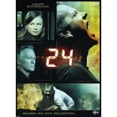 24 - Säsong 6 (7-disc)