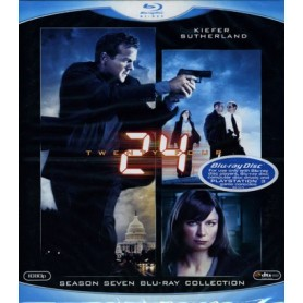 24 - Säsong 7 (6-disc) (Blu-ray)