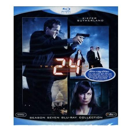 24 - Säsong 7 (6-disc) (Blu-ray)