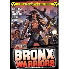 1990 - Bronx Warriors (Import)