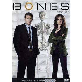 Bones - Säsong 1 (6-disc)