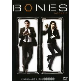 Bones - Säsong 2 (6-disc)