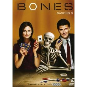 Bones - Säsong 3 (4-disc)