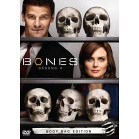 Bones - Säsong 4 (6-disc)