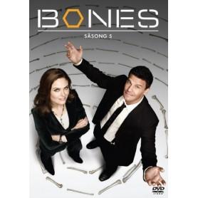 Bones - Säsong 5 (6-disc)