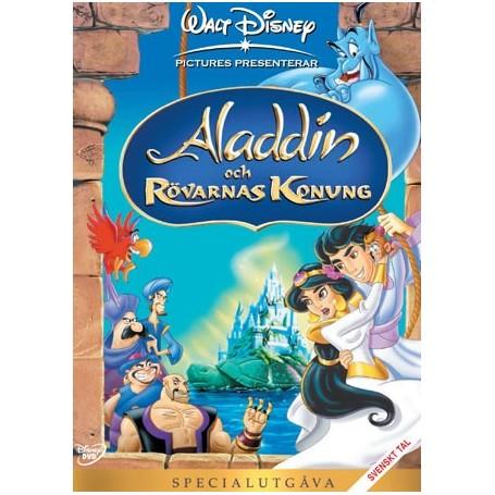 Aladdin och Rövarnas Konung