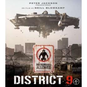 District 9 (Blu-ray)