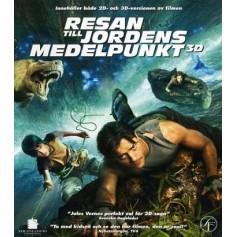Resan till jordens medelpunkt 3-D (Blu-ray)