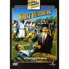 Horse Feathers - Fyra farliga friare (Marx Brothers)