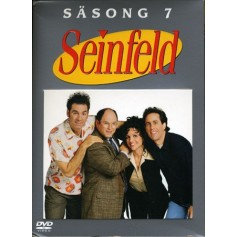 Seinfeld - Säsong 7 (4-disc)