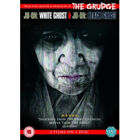 Ju-On: White Ghost & Ju-On: Black Ghost (Import)