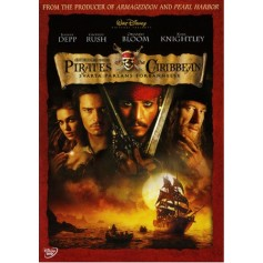Pirates of the Caribbean (1-Disc)