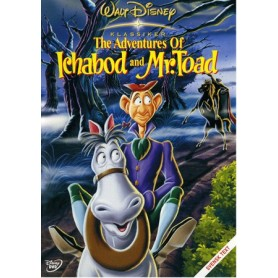 Adventures of Ichabod and Mr Toad