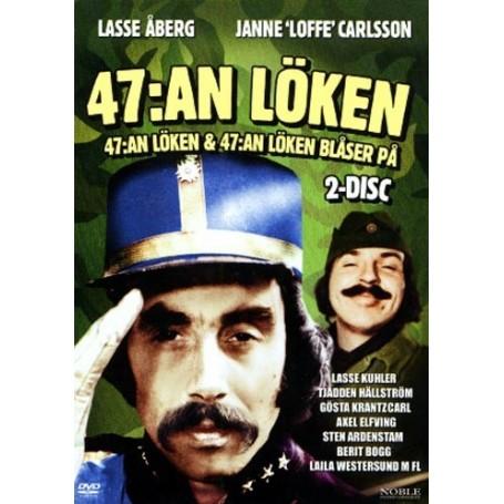 47:an Löken / 47:an Löken blåser på (2-disc)