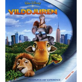 Vilddjuren (Blu-ray)