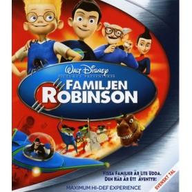 Familjen Robinson (Blu-ray)