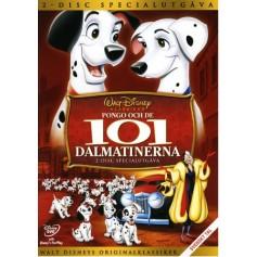 Pongo och de 101 dalmatinerna - Specialutgåva (2-disc)
