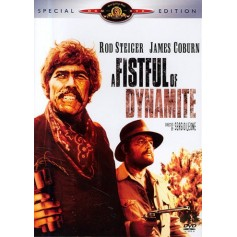 A fistful of dynamite - Special edition (2-disc)