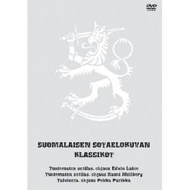 Finska krigsfilm klassiker (3-disc)