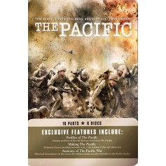 The Pacific (6-disc) (Plåtlåda)