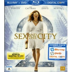 Sex and the City 2 (Blu-ray) (2-disc)