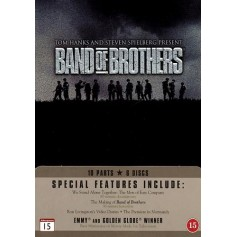 Band of Brothers (7-disc) (Plåtbox)