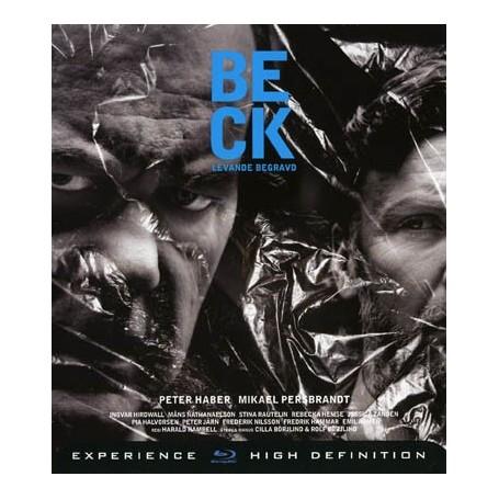 Beck 26 - Levande begravd (Blu-ray)