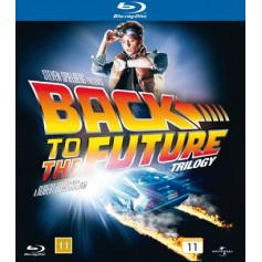 Back to the Future Trilogy (3-disc Blu-ray)