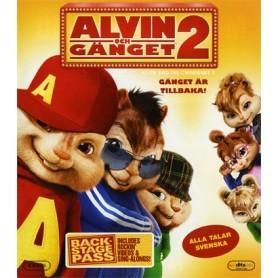 Alvin Och Gänget 2 (Blu-ray)