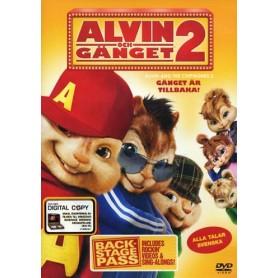 Alvin och gänget 2