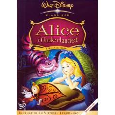 Alice i Underlandet - Special edition