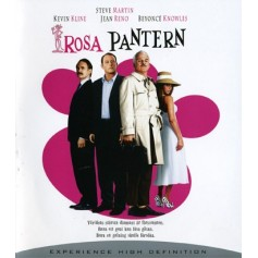Rosa Pantern (Blu-ray)