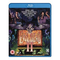 Evil Dead 2 - Dead by Dawn (Blu-ray) (Import)